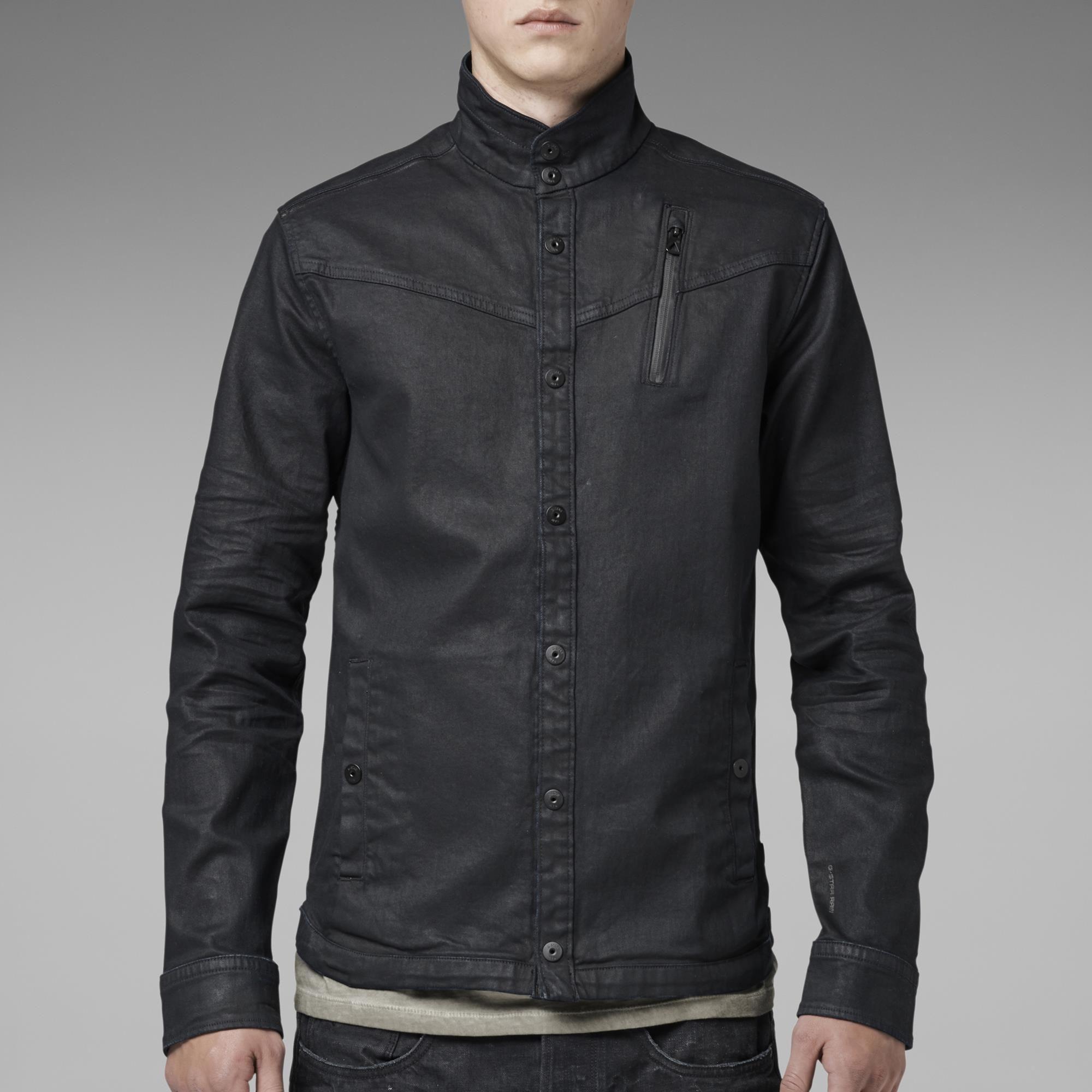 G-STAR RAW Pocket Long Sleeve Sudadera para Hombre