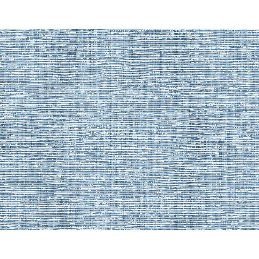 A-Street Vivanta Blue Texture Wallpaper Sample 2949