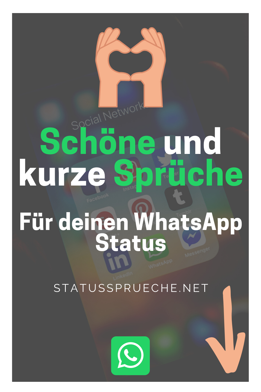 Schone Und Kurze Spruche Ubers Leben In 2020 Coole Whatsapp Spruche Schone Status Spruche Spruche