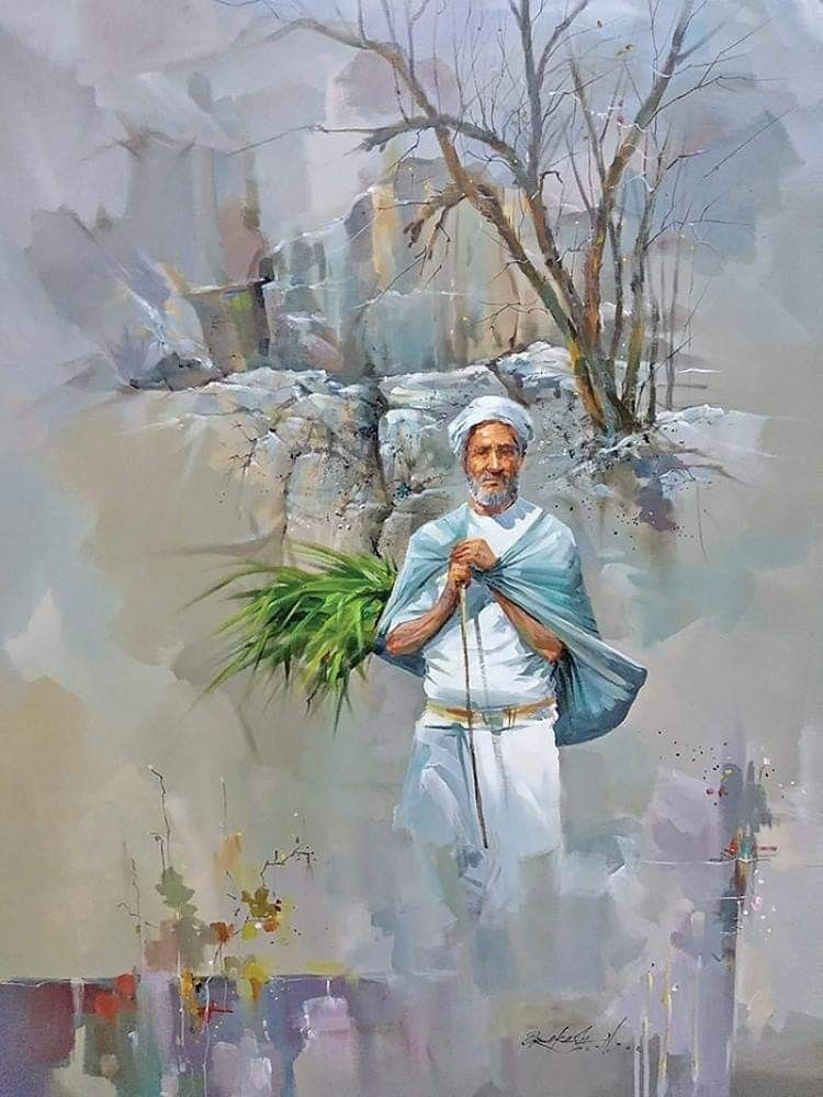 Painting From Oman Amazing Art Painting Painting Art
