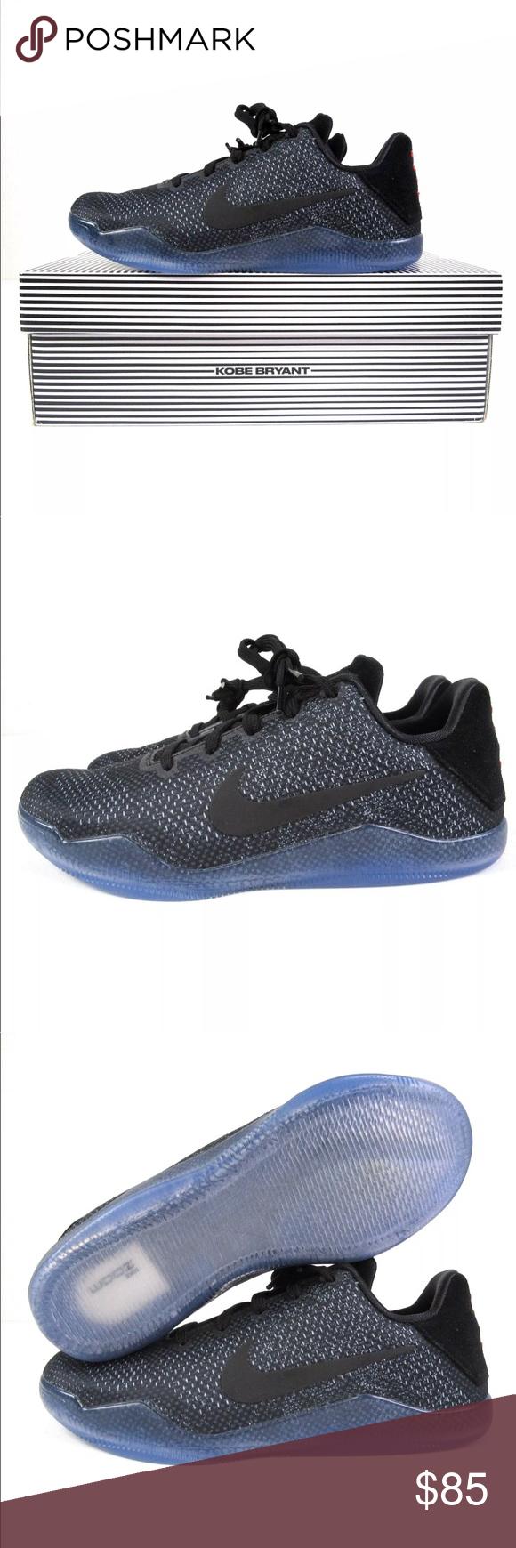 release date ae6f4 50466 Nike Kobe 11 XI Youth GS Size 7Y Basketball Shoes Nike Kobe ...