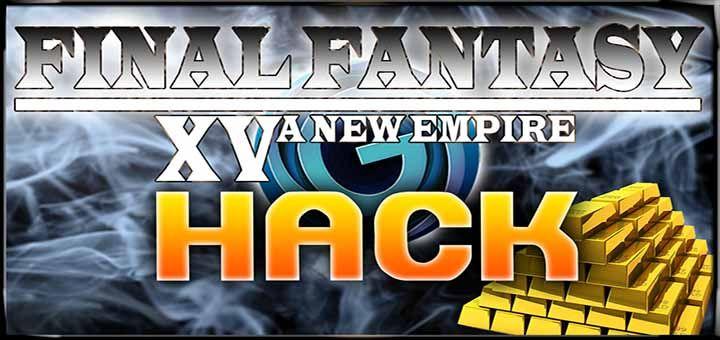 Final Fantasy XV A New Empire Hack! Get Free Gold - No