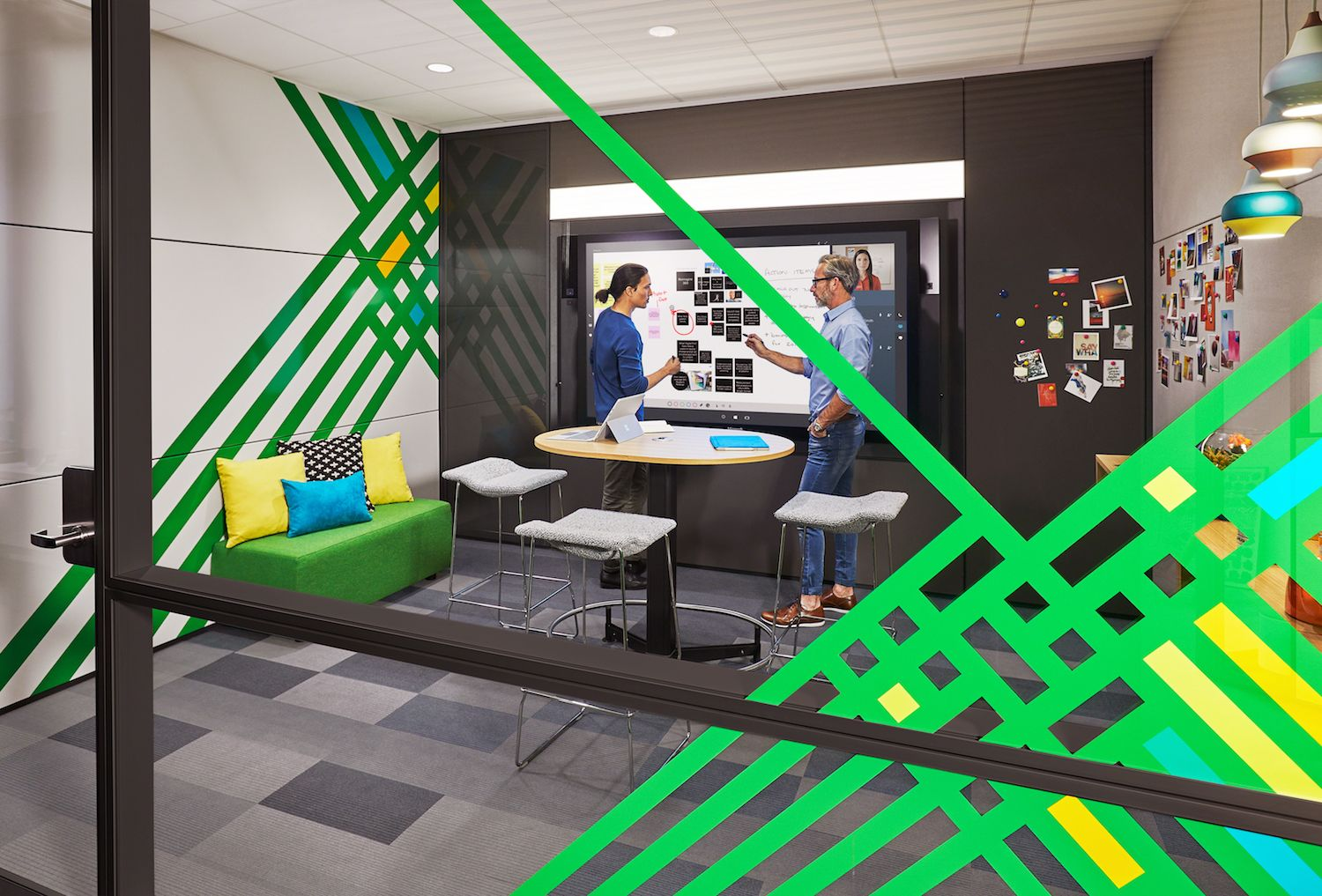 Creative Workspaces Designed to Inspire by Steelcase & Microsoft ...