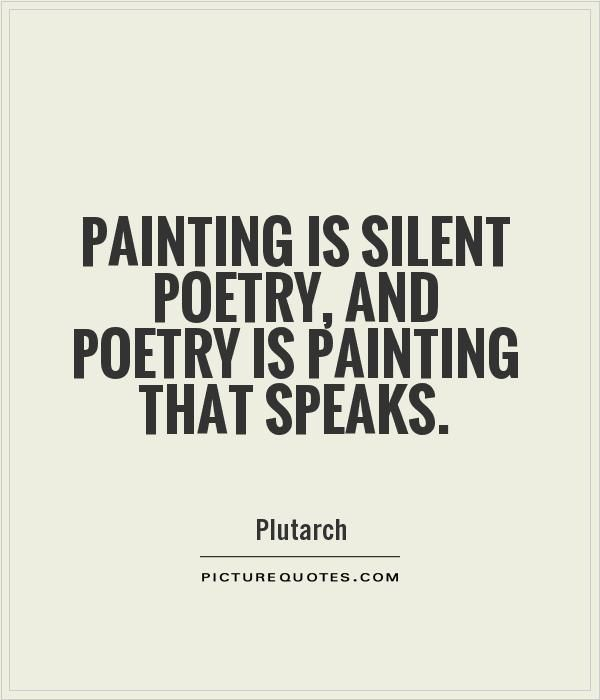 Painting Quotes Plutarch Was A Greek Historian Biographer And Essayist Known
