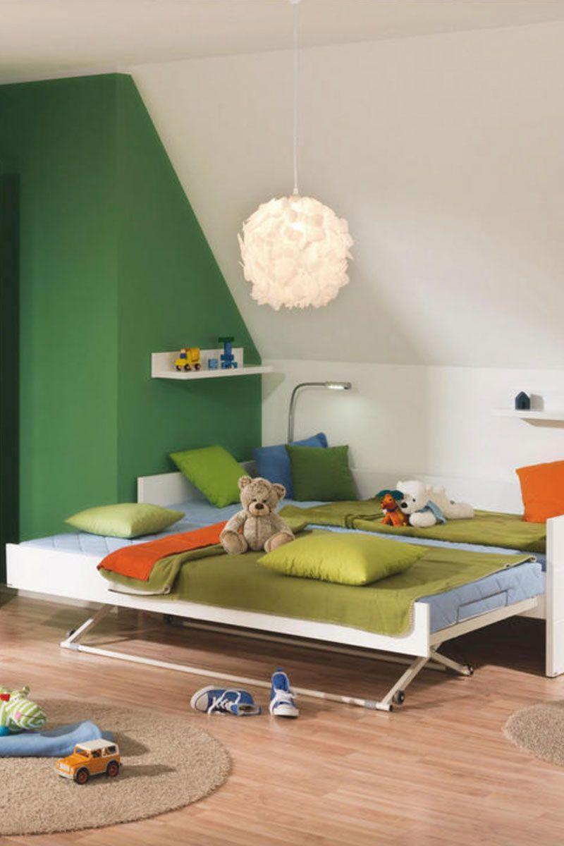 Paidi Ausziehbett Ca 90 X 190 Cm Online Bestellen Kinderbett Ausziehbar Ausziehbett Bett