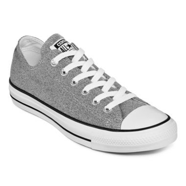 0956692d80ce Converse Chuck Taylor All Star Womens Sparkle Knit Sneakers found at   JCPenney