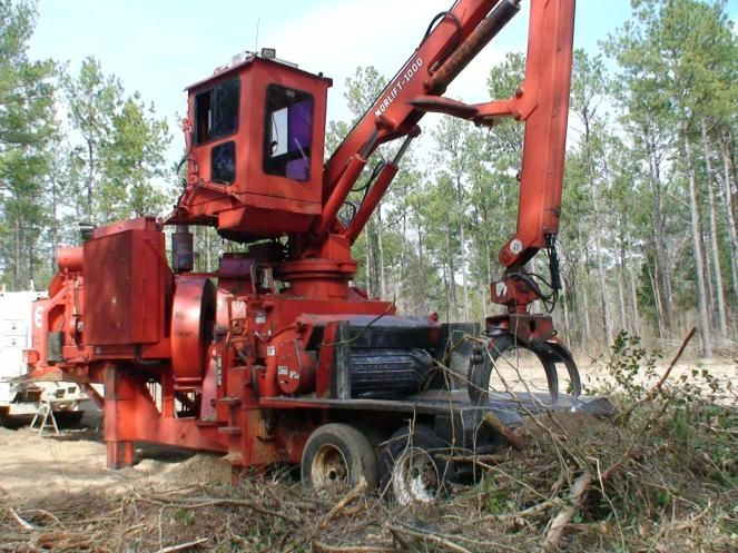 2007 Morbark 30 Rxl With 860hp Cat Mor Lift 1000 6500 Original Hours For Sale At Forestry First Forestry Equipment Forestry Logging Equipment