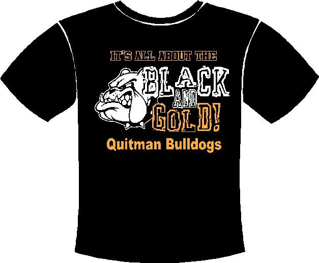 Elementary Class Shirts Its All About the Black and Gold - t shirt order form