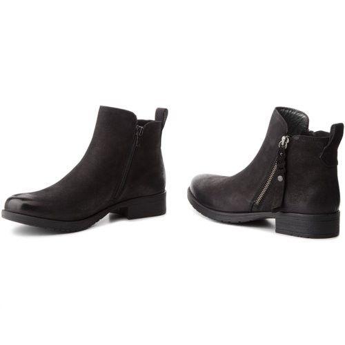 57c3f53203ae Clenkové topánky Lasocki WI16-ALBA-03 Čierna