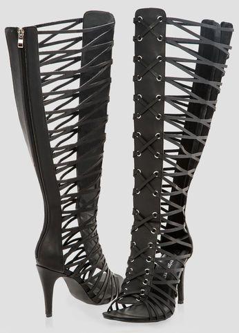 3f02061a003b Tall Gladiator Sandal - Wide Width Wide Calf
