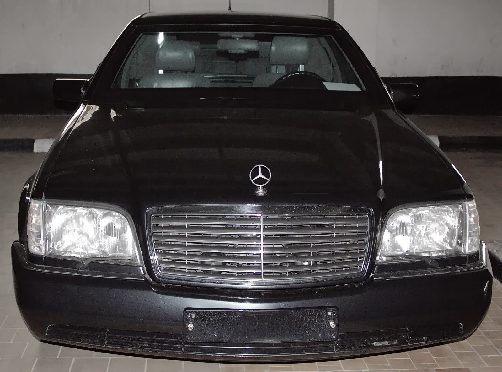 Putin S Mercedes S600 Pullman Guard W140 Armored Limo For Sale