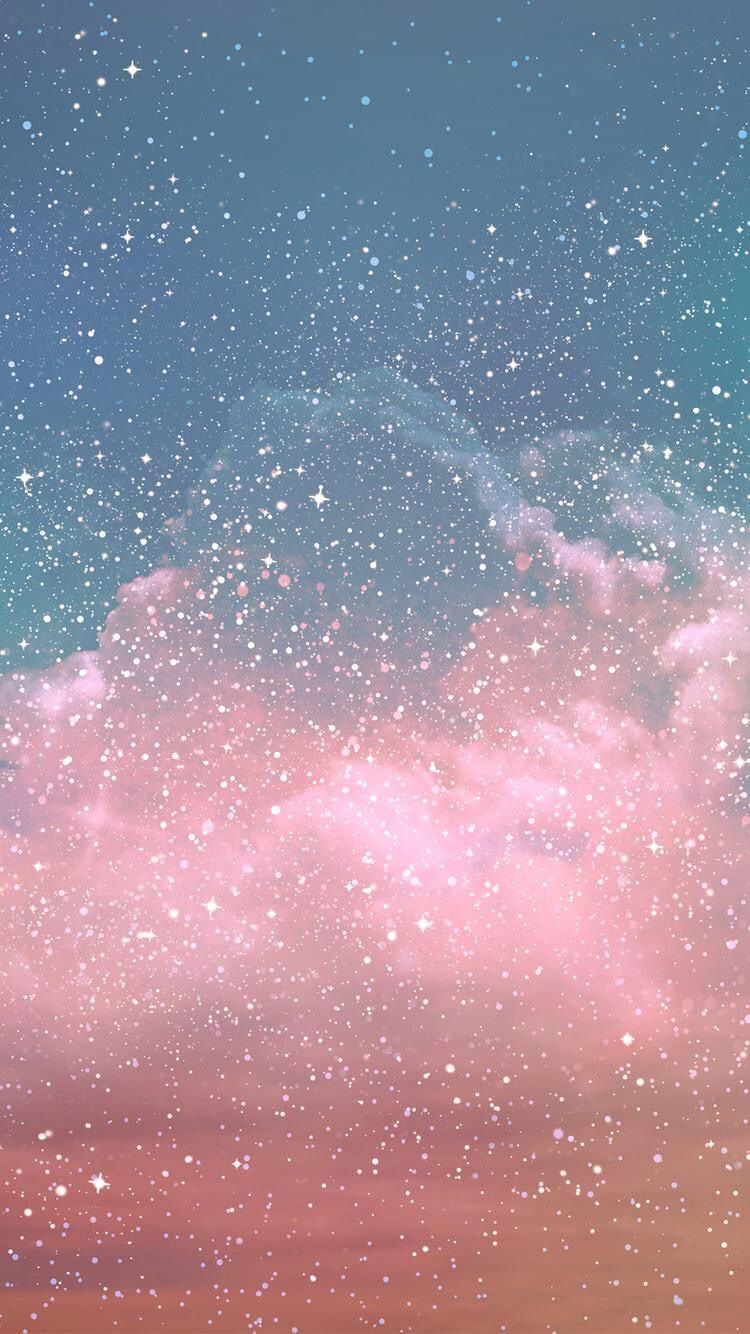 Galaxy Wallpaper, Iphone