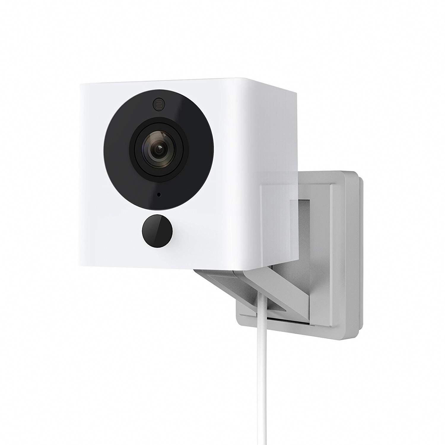 Indoor Security Camera With Night Vision Camera Indoor Security Securitycam Security Cameras For Home Wireless Home Security Systems Wireless Home Security