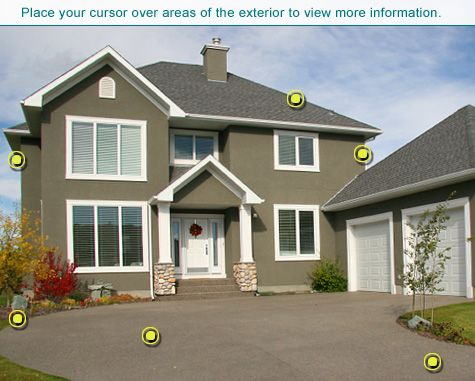 Astounding 17 Best Images About Exterior House Colors On Pinterest Taupe Largest Home Design Picture Inspirations Pitcheantrous