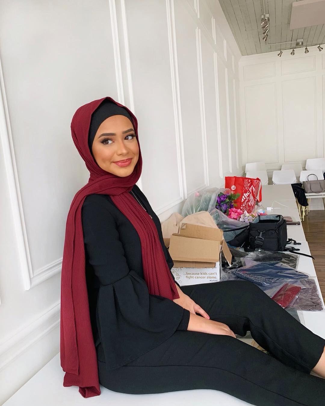 Épinglé sur hijab-fashion