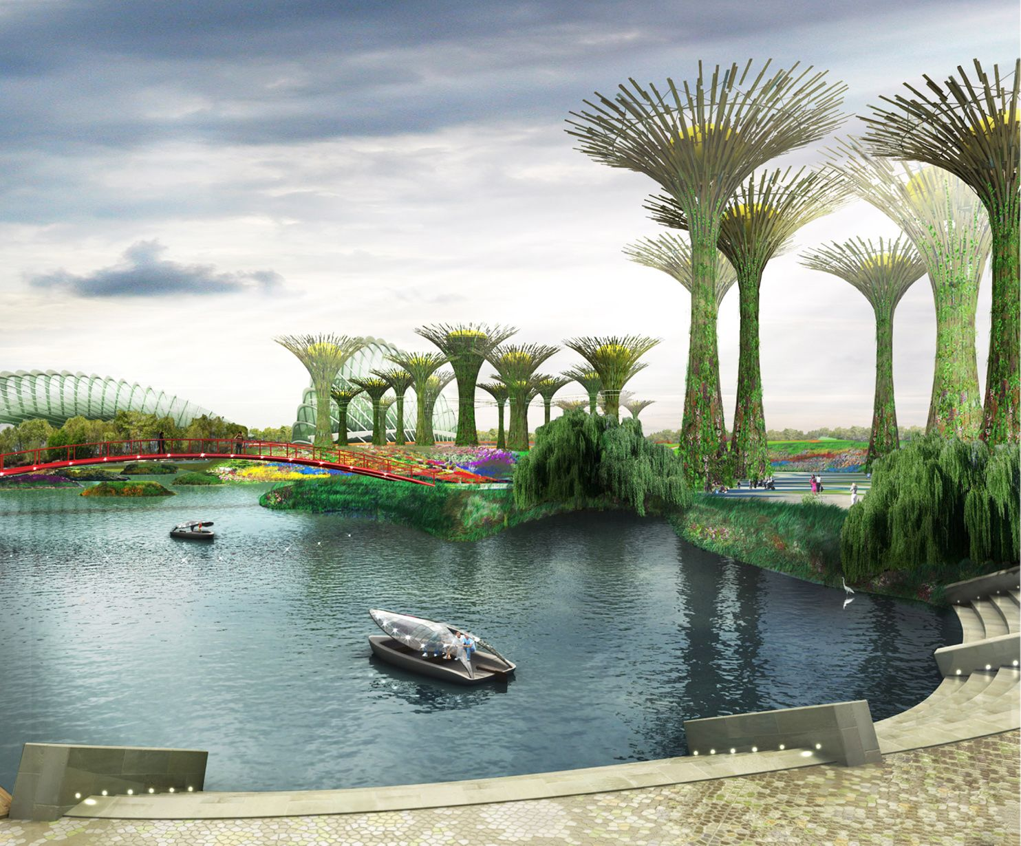 f5f9e44ca671a2c62dd41c300a2ea1f3 - Gardens By The Bay If Raining