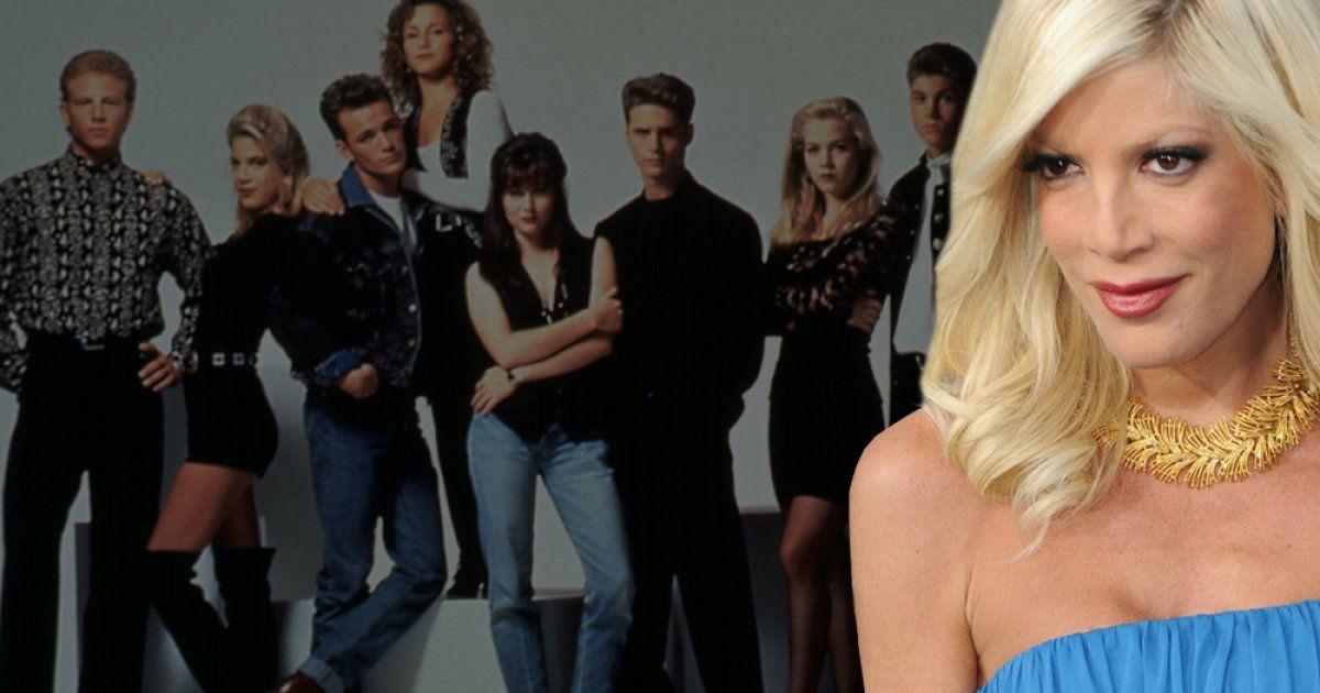 """Am Set der US-Erfolgsserie""""Beverly Hills, 90210"""" ging es heiß her.Nun überrascht ToriSpellingim TV mit einer unglaublichen Sex-Beichte."""