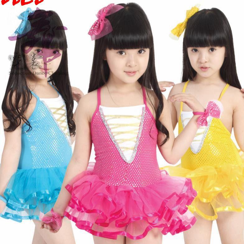Oriental trajes de danza / amarillo / azul claro / rose girls fringe ...