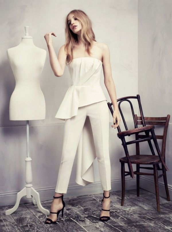 Dorothea Barth Jorgensen for HM Conscious Exclusive 2013 Collection See more from this set here