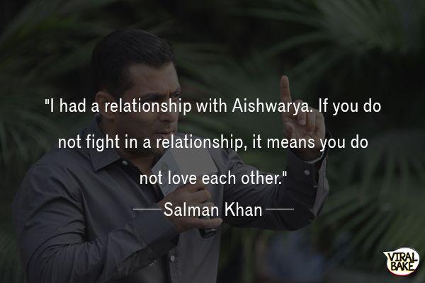 Interesting Facts About Salmankhan Khan And Aishwarya Rai Salman Khan And Aishwarya Rai Relationship F Relationship Facts Salman Khan Aishwarya Rai Fun Facts