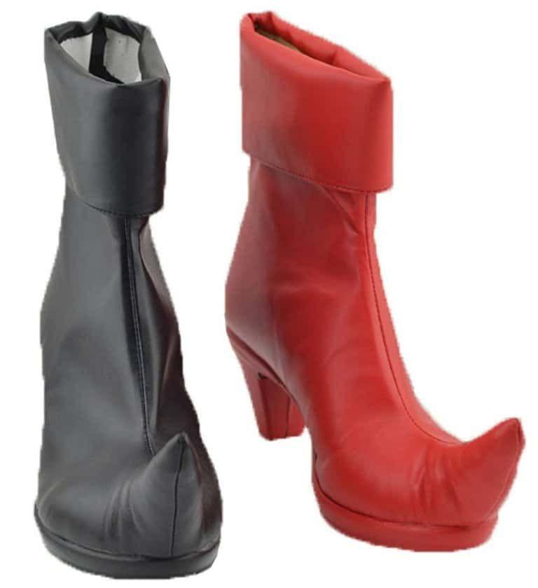 5db16c684c6fbc Harley Quinn Classic Shoes