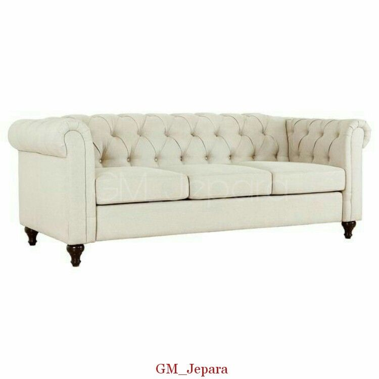 Sofa Santai Modern Retro, sofa ruang keluarga, sofa ruang ...