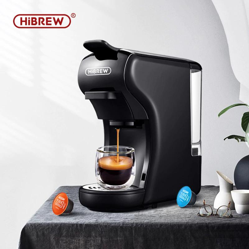 Hibrew 3 In 1 Multiple Espresso Coffee Machine In 2020 Espresso Coffee Machine Expresso Coffee Dolce Gusto