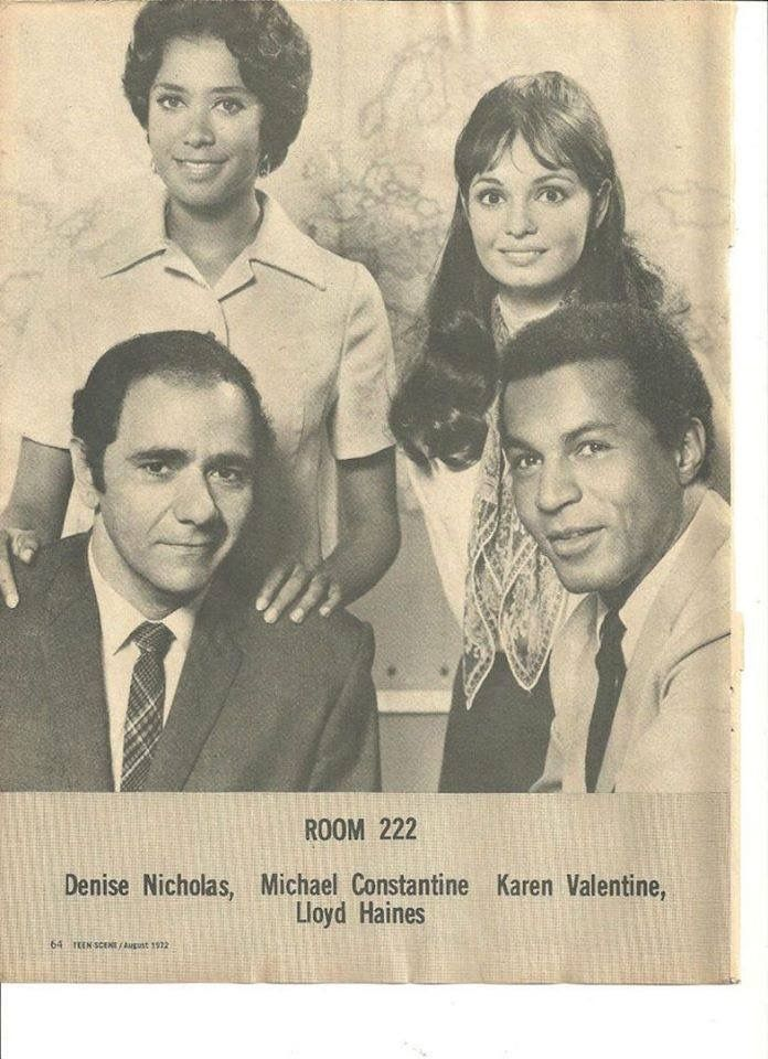Room 222 Cast | I Remember It Well | Pinterest | Room 222, TVs and ...