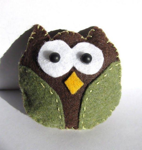Easy owl craft kiddos pinterest owl crafts owl and felt owls easy owl craft solutioingenieria Images