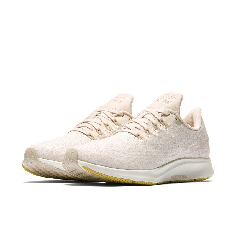a80eb6ed8768 Nike Air Zoom Pegasus 35 Premium Women s Running Shoe - Cream