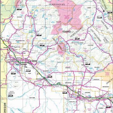 Idaho Road Map Atlas on idaho on world map, idaho map with miles, arkansas road atlas, idaho backcountry maps, idaho political map, orange county ca road atlas, louisiana state map atlas, idaho highway 21, idaho hunting unit maps for deer, idaho counties map with names, washington state road atlas, idaho travel map, idaho backcountry roads, colorado road atlas, vermont road atlas, idaho street map, idaho forest road maps, idaho map with mileage, us maps united states road atlas, idaho county zip codes,