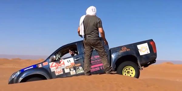 Stages de préparation des futures participantes de la 27ème édition du Rallye Aïcha des Gazelles du Maroc