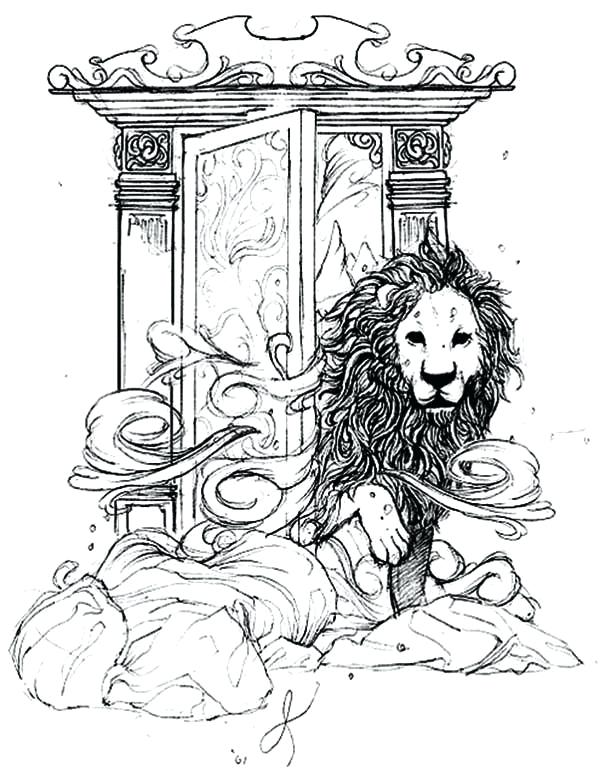 The Lion The Witch And The Wardrobe Colouring Pages Wardrobe Drawing The Lion The Witch And The Wardrobe Lion W Chronicles Of Narnia Lion Witch Wardrobe Narnia