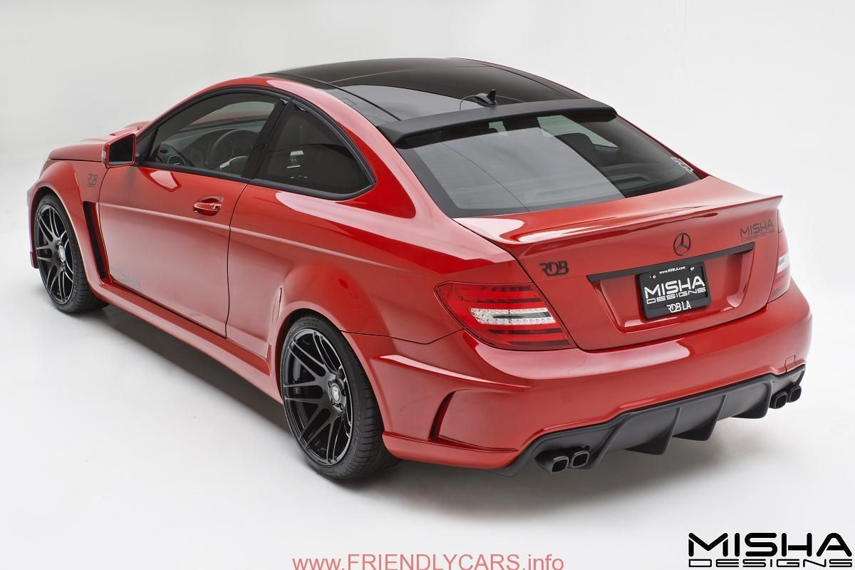 cool mercedes c class black edition car images hd Mercedes