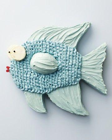 Para comer pescado...