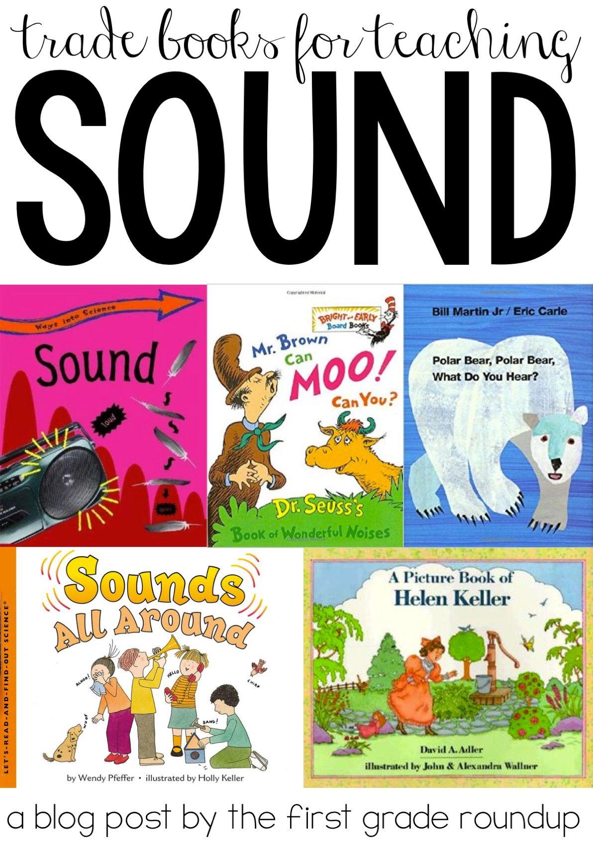 Sound Unit For 1st Grade