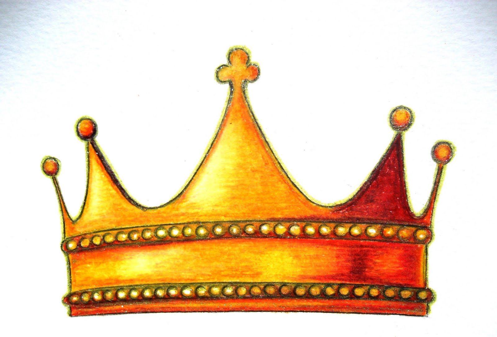Картинки корона нарисованная