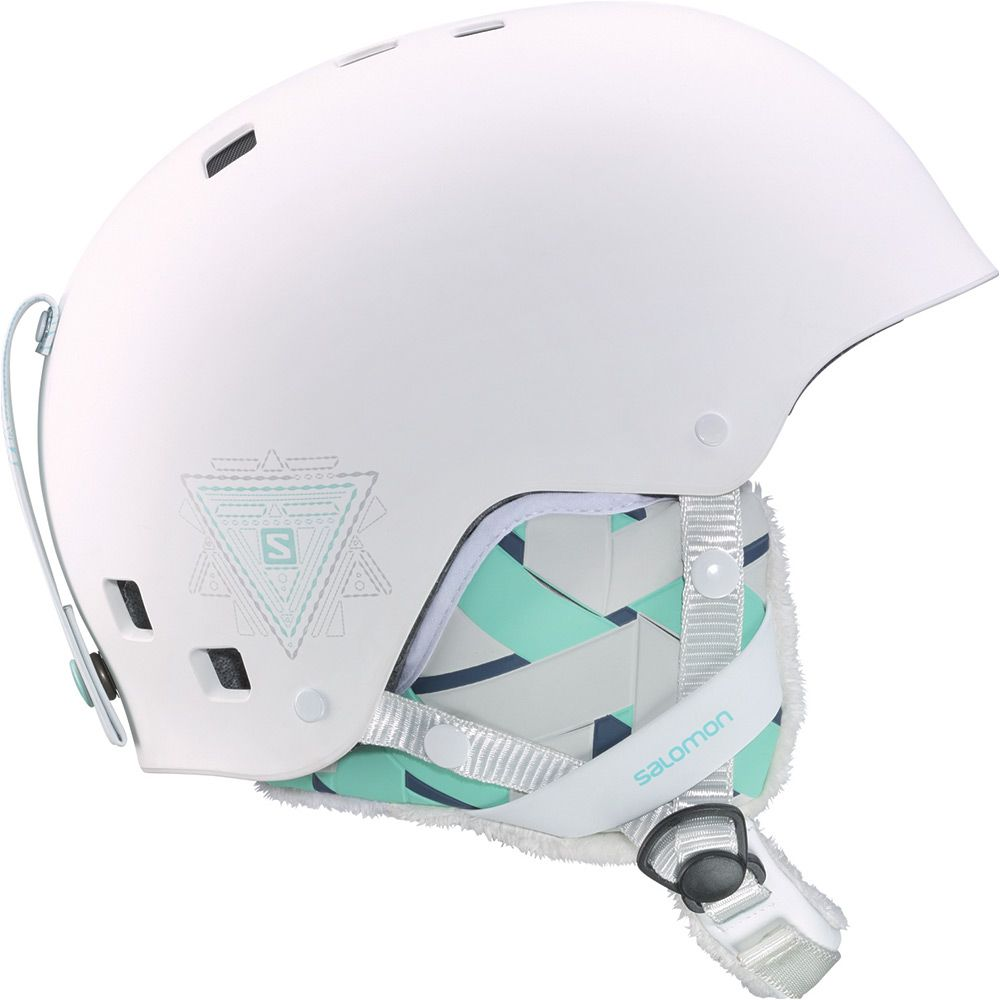 SALOMON VENOM Women's helmet with Freestyle influenced