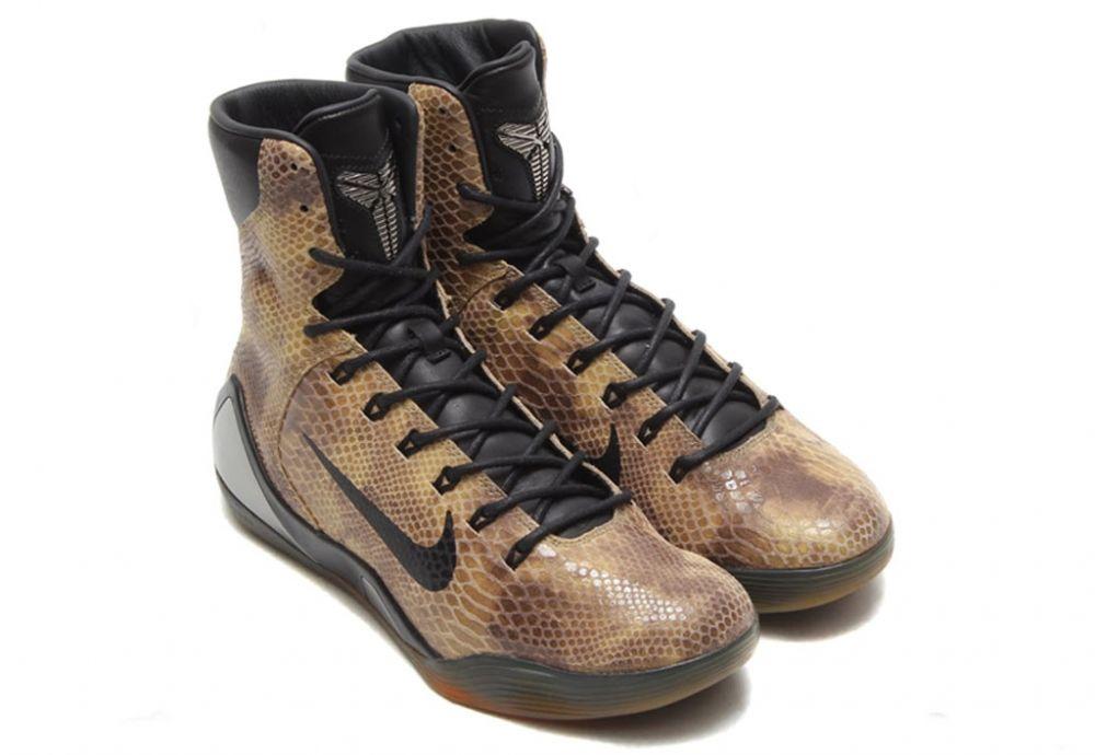 924429f8761d The Snakeskin Nike Kobe 9 Hi EXT