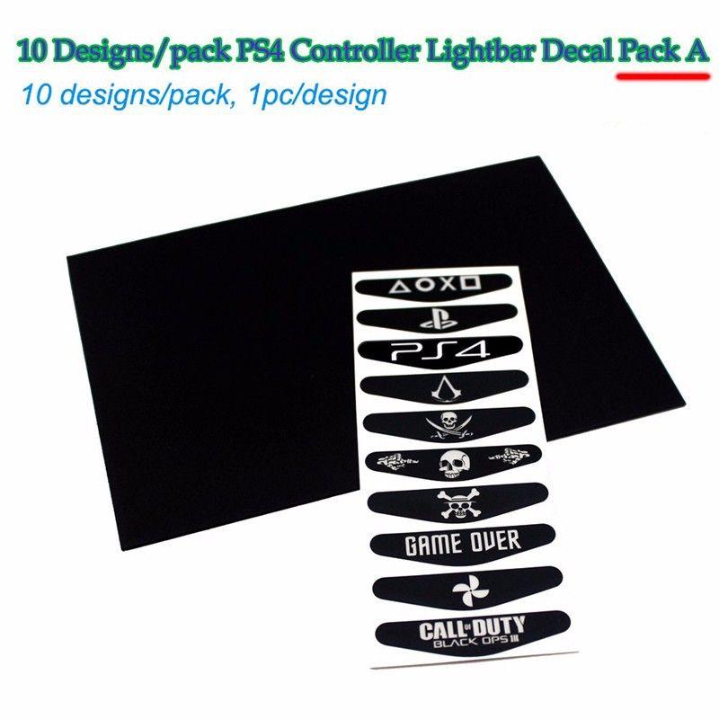 21 Off 10 Pcs Lot Ps4 Controller Led Light Bar Cover Decal Sticker For Sony Play Station 4 Joystick Dualshock Gamepad Free Shipp Bar Lighting Led Light Bars Led