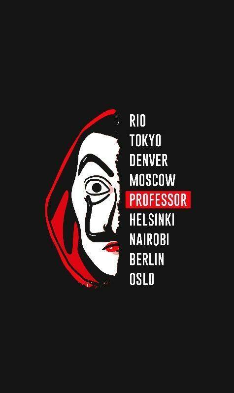 Um grupo de nove ladrões, liderados por um Professor, prepara o roubo do século na Casa da Moeda da Espanha, com o objetivo de fabricar o próprio dinheiro em quantidades incalculáveis e nunca antes vista. #LaCasadePapel #netflix #seriesonnetflix