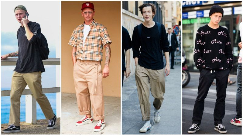 How to Get the Skater Style