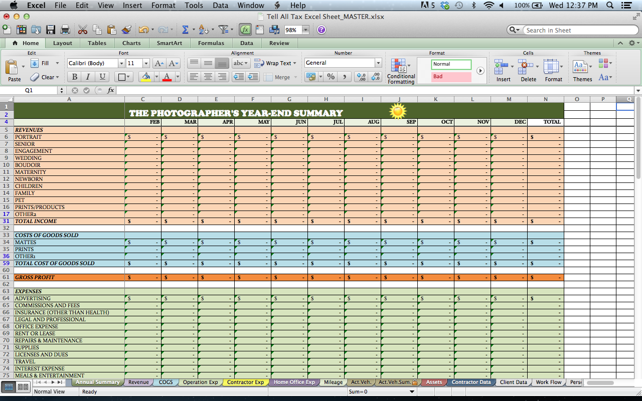 Pin On Spreadsheets