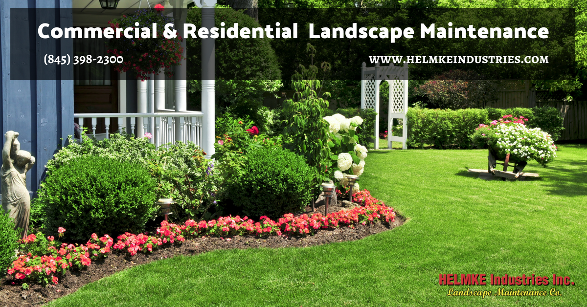Get Best And Affordable Residential And Commercial Landscape