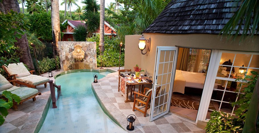 This Is Your Private Pool Area Steps From Your Spacious