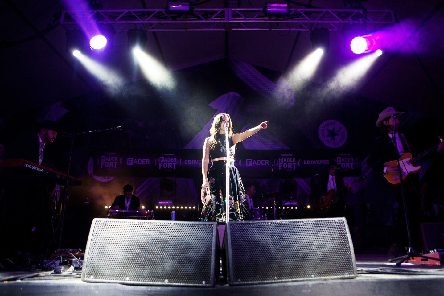 29 Things That Happened Thursday At The FADER FORT Presented By Converse