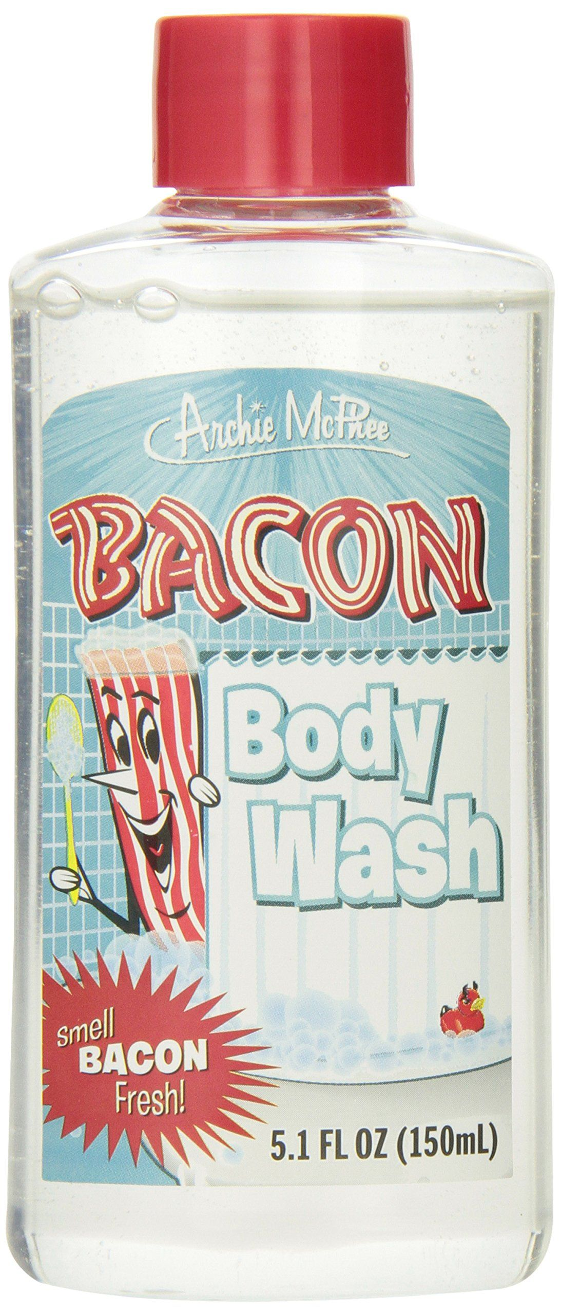 Accoutrements bacon body wash cheap gifts for dad