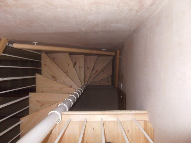 Metal Spiral Stairs Attic Designs Escalera