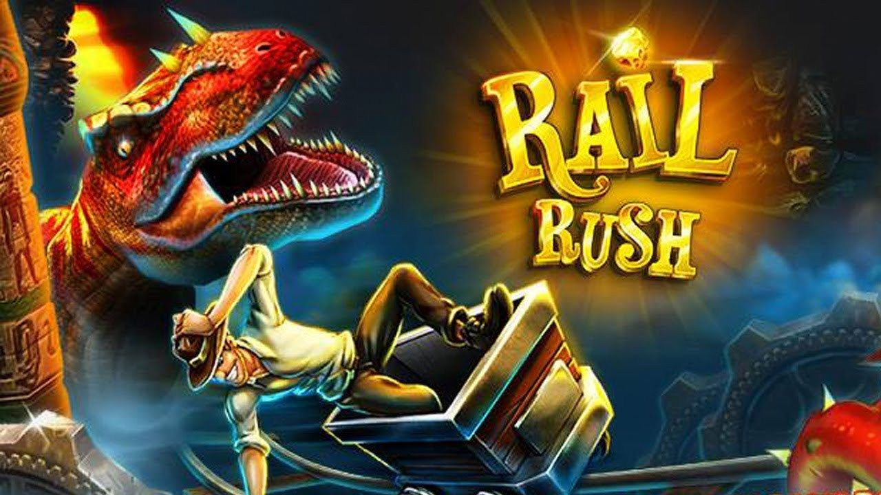 Rail Rush V1 9 14 Apk (Unlimited Gems/Gold) Mod Latest Version