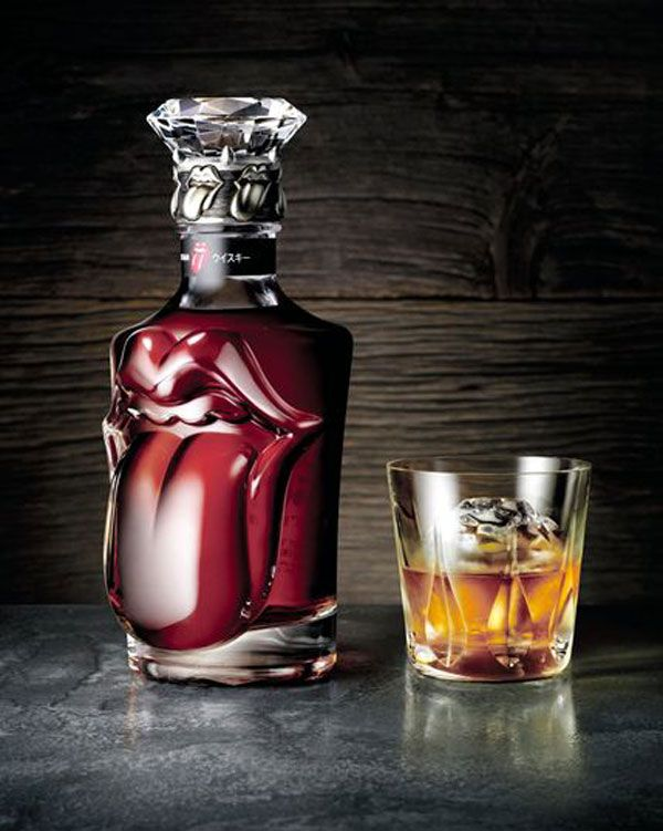 rolling stones special edition 50th anniversary bottle
